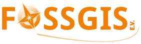 Logo of the German language OSGeo Local Chapter
